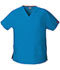 Photograph of Dickies EDS Signature Women's V-Neck Top Blue 86706-RVBZ