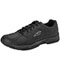 Photograph of Medical Footwear Men's Slip Resistant Athletic Black A1439M-BSVX