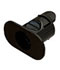 Photograph of stethoscope parts Unisex Scope Tape Holder Black AD219-BK