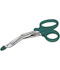 Photograph of Fashion Accessories Unisex MiniMedicut Shears 5 1/2 Green AD321Q-DG