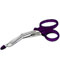 Photograph of Fashion Accessories Unisex MiniMedicut Shears 5 1/2 Purple AD321Q-V