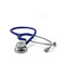 Photograph of ADC Unisex ADSCOPE Convertible Clinician Stethoscop Blue AD608-ROY