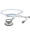 Photograph of student lightweight Unisex ADSCOPE-Ultra Lite Clinician Stethoscope Blue AD619-FG