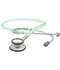 Photograph of student lightweight Unisex ADSCOPE-Ultra Lite Clinician Stethoscope Green AD619-FS