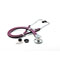 Photograph of critical care cardiology Unisex ADSCOPE641 Sprague Rappaport Stethoscope Purple AD641Q-BOY