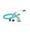 Photograph of critical care cardiology Unisex ADSCOPE641 Sprague Rappaport Stethoscope Blue AD641Q-FP