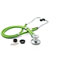 Photograph of critical care cardiology Unisex ADSCOPE641 Sprague Rappaport Stethoscope Green AD641Q-NEG