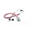 Photograph of critical care cardiology Unisex ADSCOPE641 Sprague Rappaport Stethoscope Pink AD641Q-P