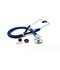 Photograph of critical care cardiology Unisex ADSCOPE641 Sprague Rappaport Stethoscope Blue AD641Q-ROY