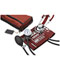 Photograph of Medical Instruments Unisex Pro's Combo II S.R. Red AD76864111-RED