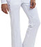 Photograph of Careisma Fearless Women's Low Rise Straight Leg Drawstring Pant White CA100-WHT