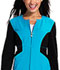 Photograph of Careisma Fearless Women's Zip Front Jacket Blue CA302-AQBK