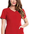 Photograph of Careisma Fearless Women's V-Neck Top Red CA601-RED