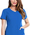 Photograph of Careisma Fearless Women's V-Neck Top Blue CA601-RYLZ