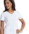Photograph of Careisma Fearless Women's V-Neck Top White CA601-WHT