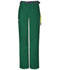 Photograph of Code Happy Bliss Men's Men's Zip Fly Front Pant Green CH205A-HNCH
