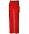 Photograph of Bliss Men's Men's Zip Fly Front Pant Red CH205A-RECH