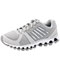 Photograph of K-Swiss Women's Tubes Outsole Athetic GullGray/Silver CMFX160TUBES-GGS