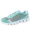 Photograph of K-Swiss Women's Athletic with Foam insoles Turquoise/Clearwater CMFXLITE-TCW