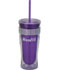 Photograph of Cherokee Women's Water Bottle with Bling Purple CMGWB-PUR