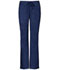 Photograph of Gen Flex Women's Low Rise Straight Leg Drawstring Pant Blue DK100-NVYZ