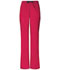 Photograph of Gen Flex Unisex Unisex Natural Rise Drawstring Pant Red DK101-CRMZ