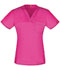 Photograph of Gen Flex Unisex Unisex V-Neck Top Pink DK801-HPKZ