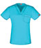 Photograph of Gen Flex Unisex Unisex V-Neck Top Blue DK801-ITQZ