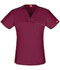 Photograph of Gen Flex Unisex Unisex V-Neck Top Red DK801-WINZ