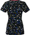 Photograph of HeartSoul Prints Women's Mock Wrap Top Love U 2 The Moon and Back HS611X3-LVMO