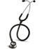 Photograph of Littmann Unisex Littmann Classic II S.E. Pediatric Black L2113-BK