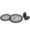 Photograph of Littmann Unisex Littmann Spare Parts Kit Classic III Black L40016-BK