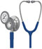 Photograph of student lightweight Unisex Classic III Monitoring Stethoscope Blue L5622-NVY