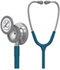 Photograph of Littmann Unisex Classic III Monitoring Stethoscope Blue L5623-CAR