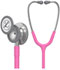 Photograph of Littmann Unisex Classic III Monitoring Stethoscope Rose Pink L5631-RP
