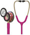 Photograph of student lightweight Unisex Classic III Monitoring Stethoscope SF Red L5806RB-RAS