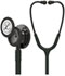 Photograph of student lightweight Unisex Classic III Monitoring Stethoscope SF Black L5811SM-BK
