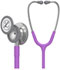 Photograph of Littmann Unisex Classic III Monitoring Stethoscope Purple L5832-LV