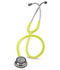 Photograph of student lightweight Unisex Classic III Monitoring Stethoscope Green L5839-LL