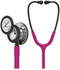 Photograph of Littmann Classic III Monitoring Stethoscope MF Red L5862MF-RAS