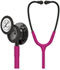 Photograph of student lightweight Unisex Classic III Monitoring Stethoscope SF Red L5871SM-RAS