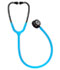 Photograph of Littmann Unisex Classic III Monitoring Stethoscope Pop Blue L5872SM-TQ
