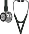 Photograph of Littmann Unisex Cardiology IV Diagnostic Stethoscope Black L6152-BK