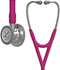 Photograph of critical care cardiology Unisex Cardiology IV Diagnostic Stethoscope Red L6158-RAS