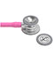 Photograph of critical care cardiology Unisex Cardiology IV Diagnostic Stethoscope Rose Pink L6159-RP
