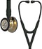 Photograph of critical care cardiology Unisex Cardiology IV Diagnostic Stethoscope SF Black L6164BRS-BK