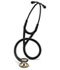 Photograph of Littmann Adult Littmann Cardiology IV Stethoscope CF Black L6179CF-BK