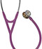 Photograph of critical care cardiology Unisex Cardiology IV DIagnostic Stethoscope HP Purple L6181HPCP-PLUM