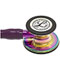 Photograph of critical care cardiology Unisex Cardiology IV Diagnostic Stethoscope HP Purple L6239HPRB-PLUM