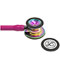 Photograph of critical care cardiology Unisex Cardiology IV Diagnostic Stethoscope HP Red L6241HPRB-RAS
